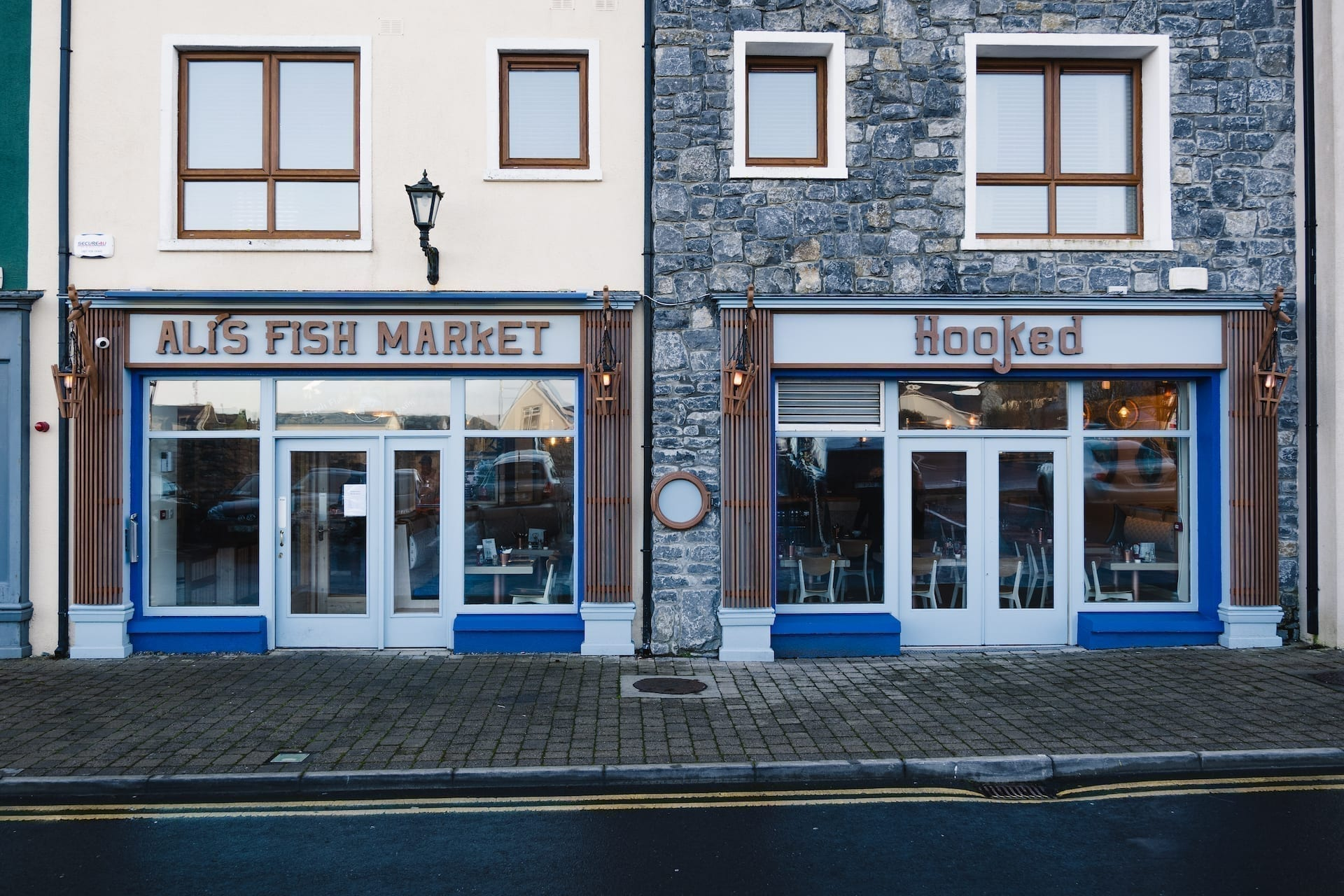 Hooked Barna cooks up fresh and local seafood dishes for both dine-in and takeaway